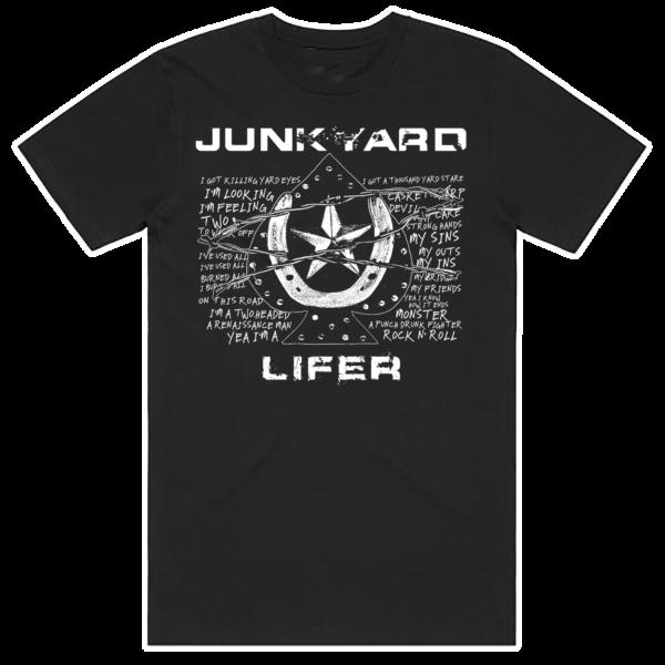 Official Junkyard Lifer Shirt